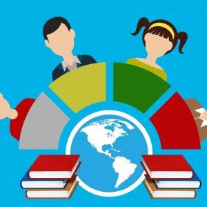 Plataforma de educación Moodle, Administración de cursos en línea